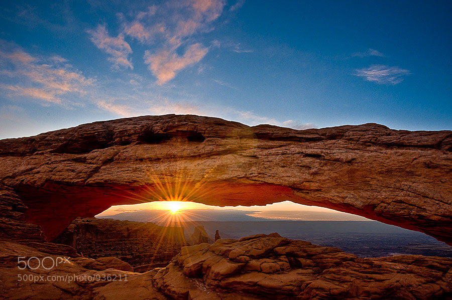 Photograph Sunrise at Mesa Arch by Matt Kloskowski on 500px