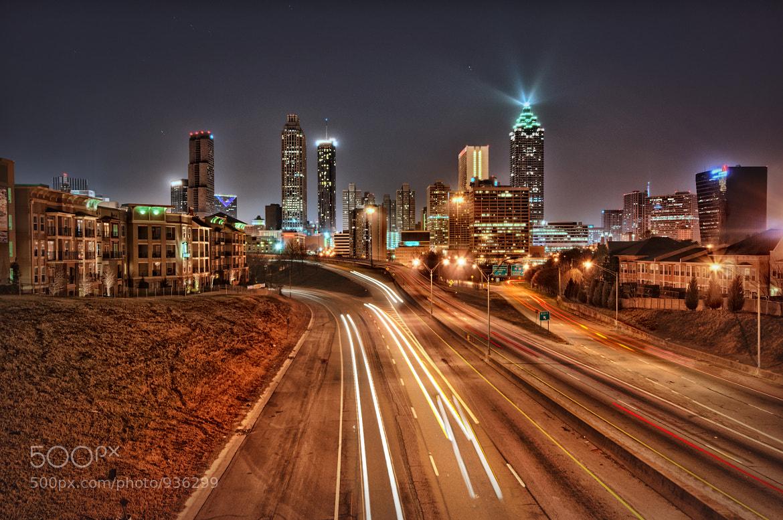 Photograph Jackson St Bridge ATL by Mike Marano on 500px