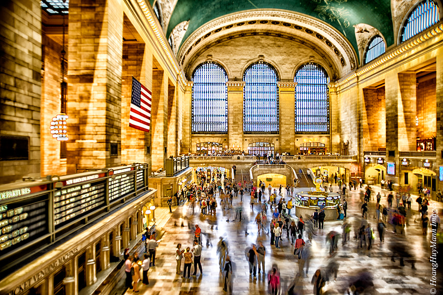 Grand Central Station I New York I