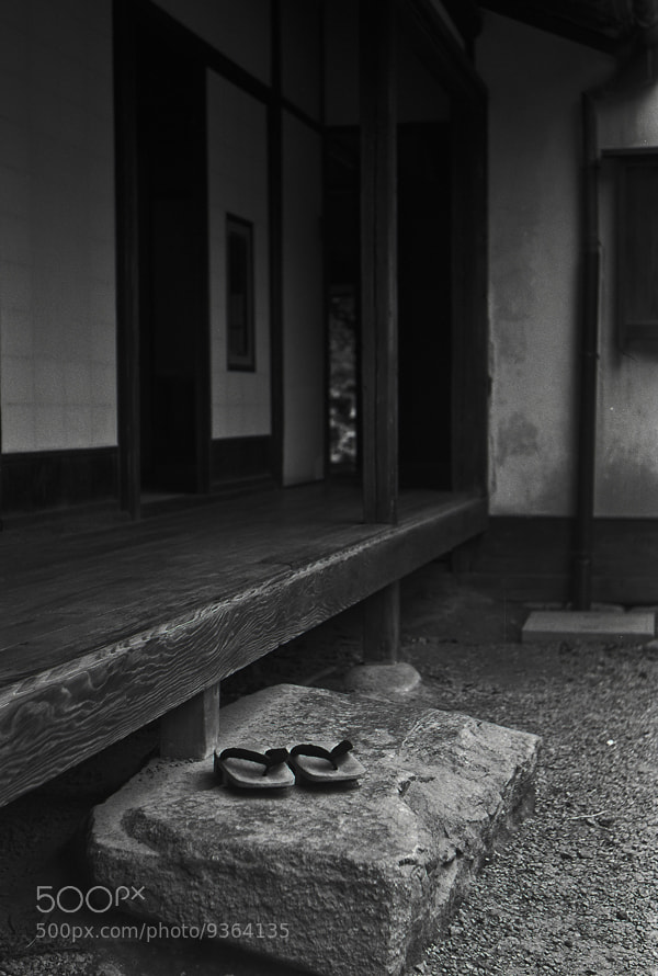 Photograph a porch of a Japanese old house by Nobuo Furuhashi on 500px