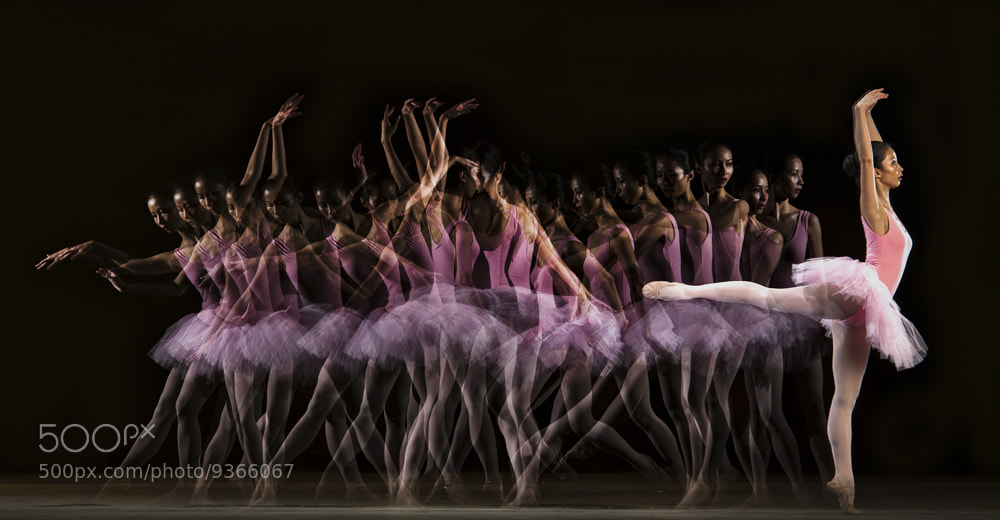 Photograph Dancer in Motion by Pimpin Nagawan on 500px