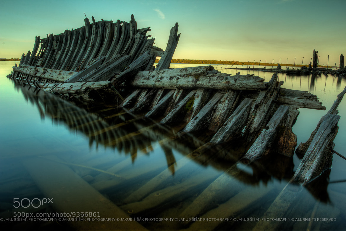 Photograph Unknown Shipwreck by Jakub Šišák on 500px