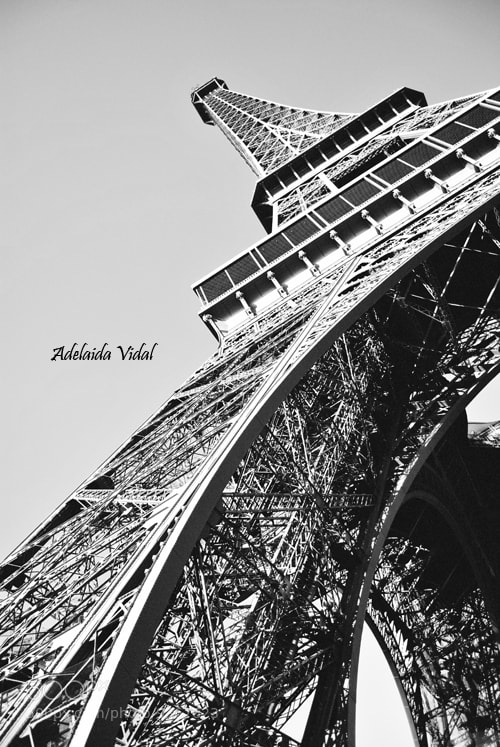 Photograph Paris by Adelaida Vidal on 500px