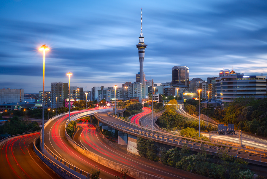 Auckland by Michael  Breitung on 500px.com