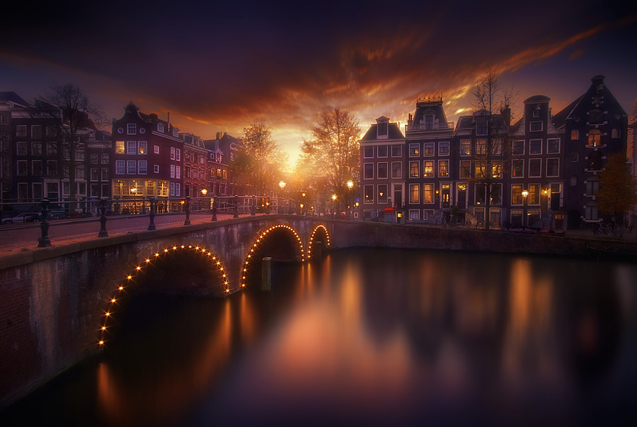 Amsterdam icon by Iván Maigua on 500px.com