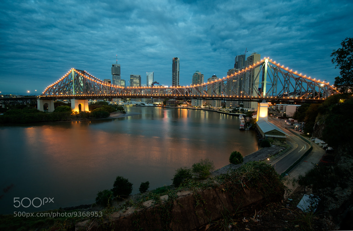 Photograph Story Bridge by Margaret Hamwood on 500px