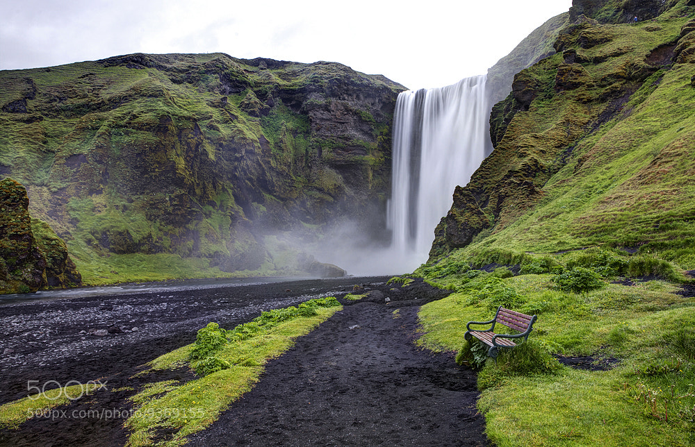 Photograph Skogafoss by Aubrey Stoll on 500px