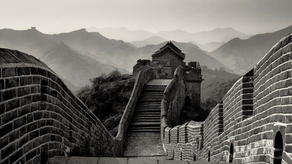 Photograph Great Wall by Mike Hollman on 500px