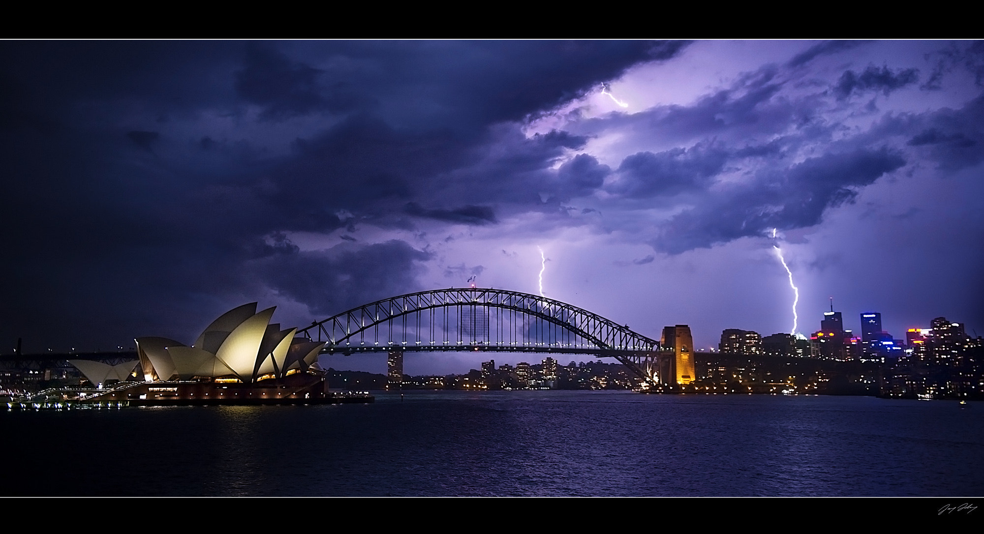 Photograph Harbour Lights by Jay Daley on 500px