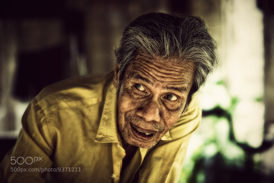Photograph The Barber by Punk5Hitam Blacks on 500px