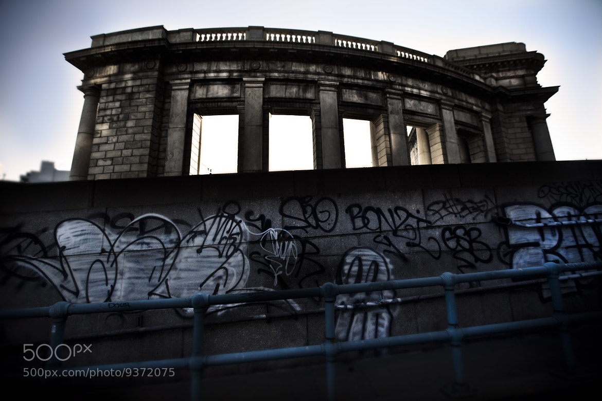 Photograph Behind the Wall by Jason Moskowitz on 500px