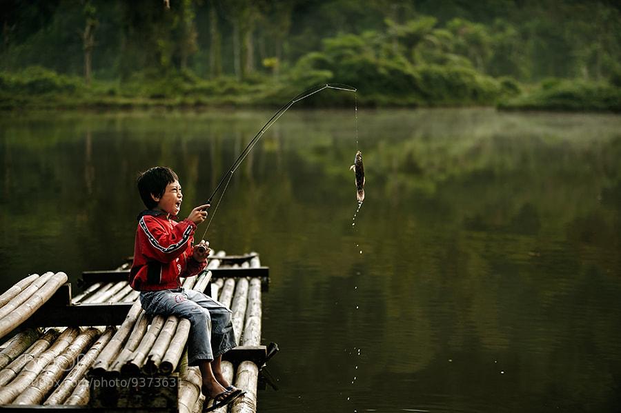 Photograph fishing by Zaid Ishak on 500px