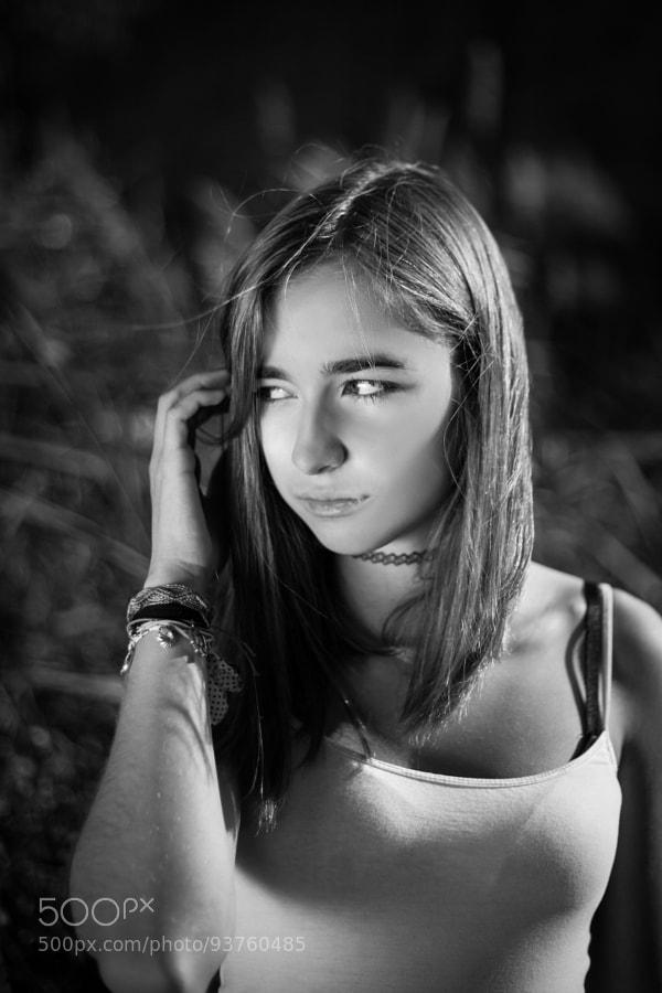 Photograph * Lydia * by Luis Fernández Ordóñez on 500px