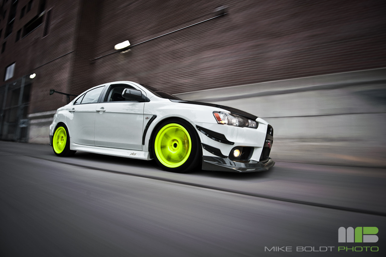 Photograph Evo X Rig by Mike Boldt on 500px