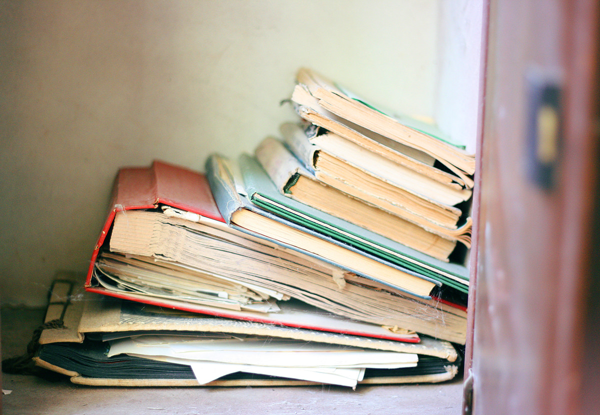 Photograph Old papers by Ulvi Dashdamirli on 500px