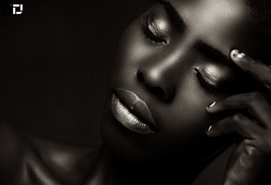 Photograph As A Black Woman Thinketh by DextDee Livingstone on 500px