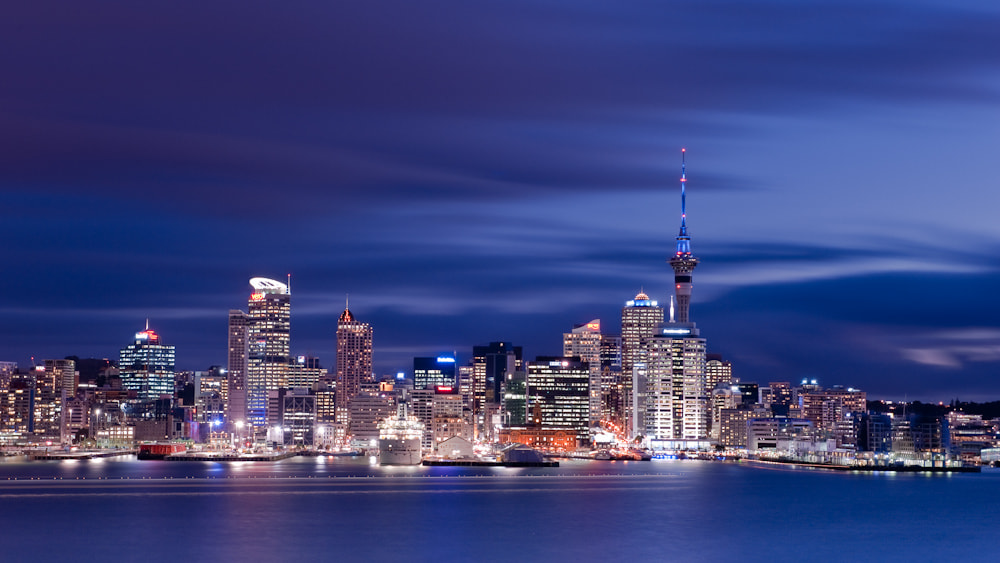 Photograph Auckland City by Mike Hollman on 500px