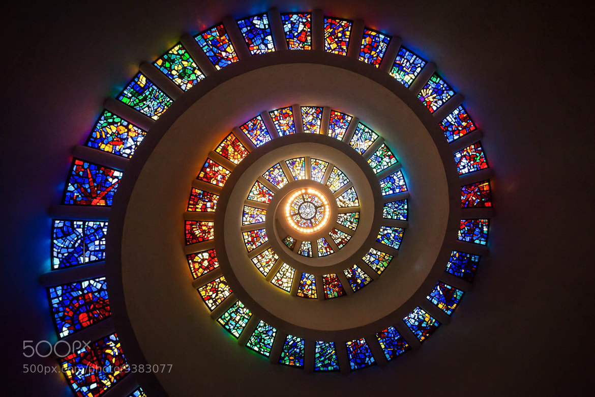 Photograph Thanks-Giving Chapel by Stephen Masker on 500px