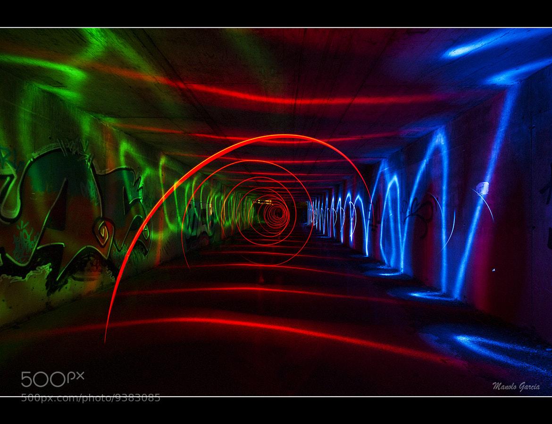 Photograph Tunel by Manolo García Sánchez on 500px