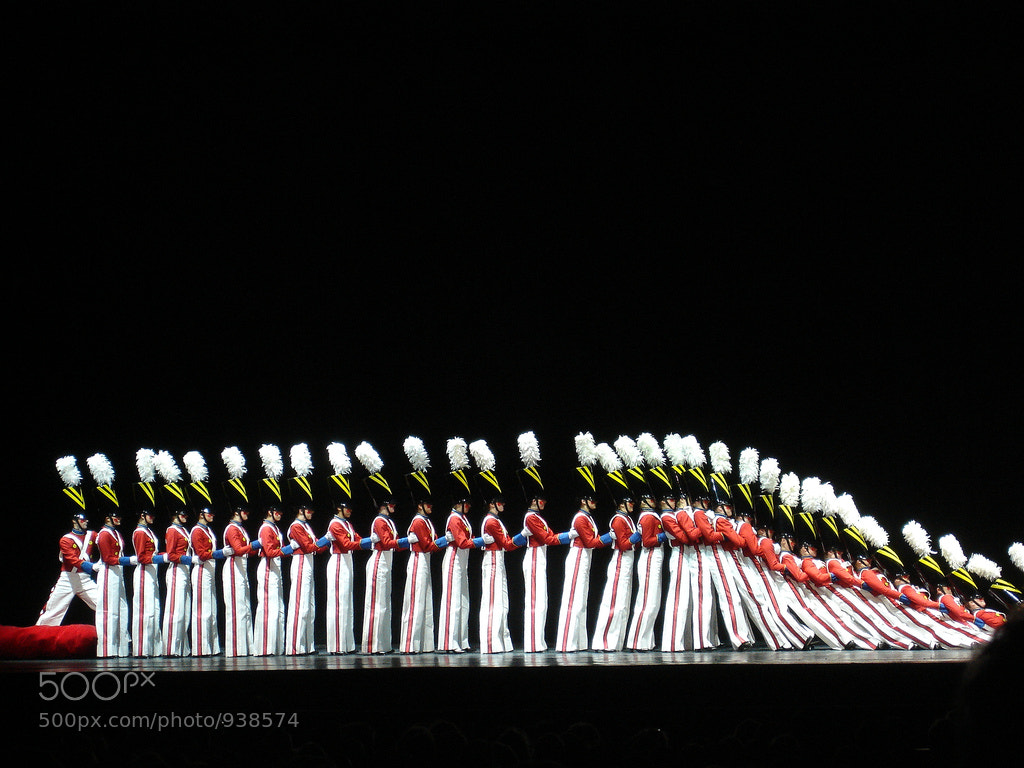 Photograph The Rockettes by Robert M. Errera on 500px