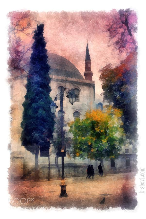Photograph WatercolorArt by Ekaterina Shevi on 500px