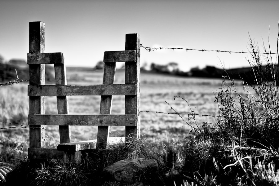 Photograph Wooden Stile by Andy Boardman on 500px