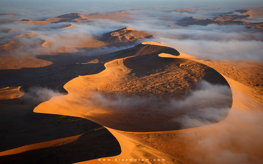 Photograph Cloud City by Erez Marom on 500px