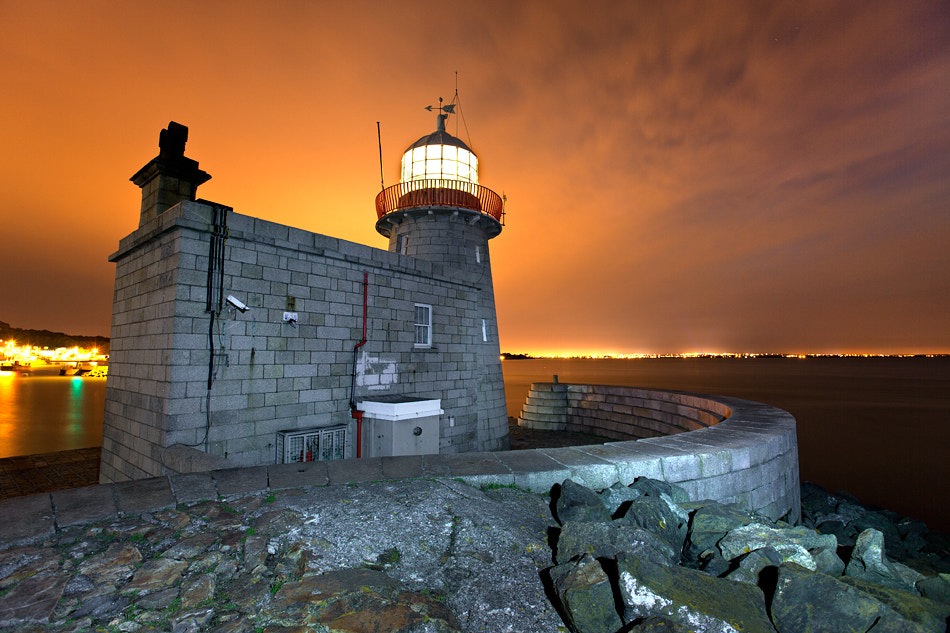 Photograph Howth Harbour lighthouse by Stephen Emerson on 500px
