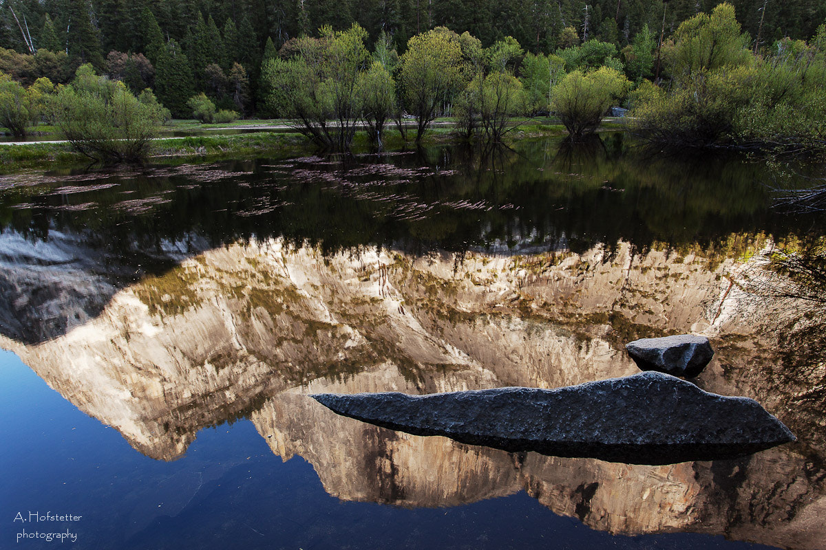 Photograph Mirror Lake by Andi Hofstetter on 500px