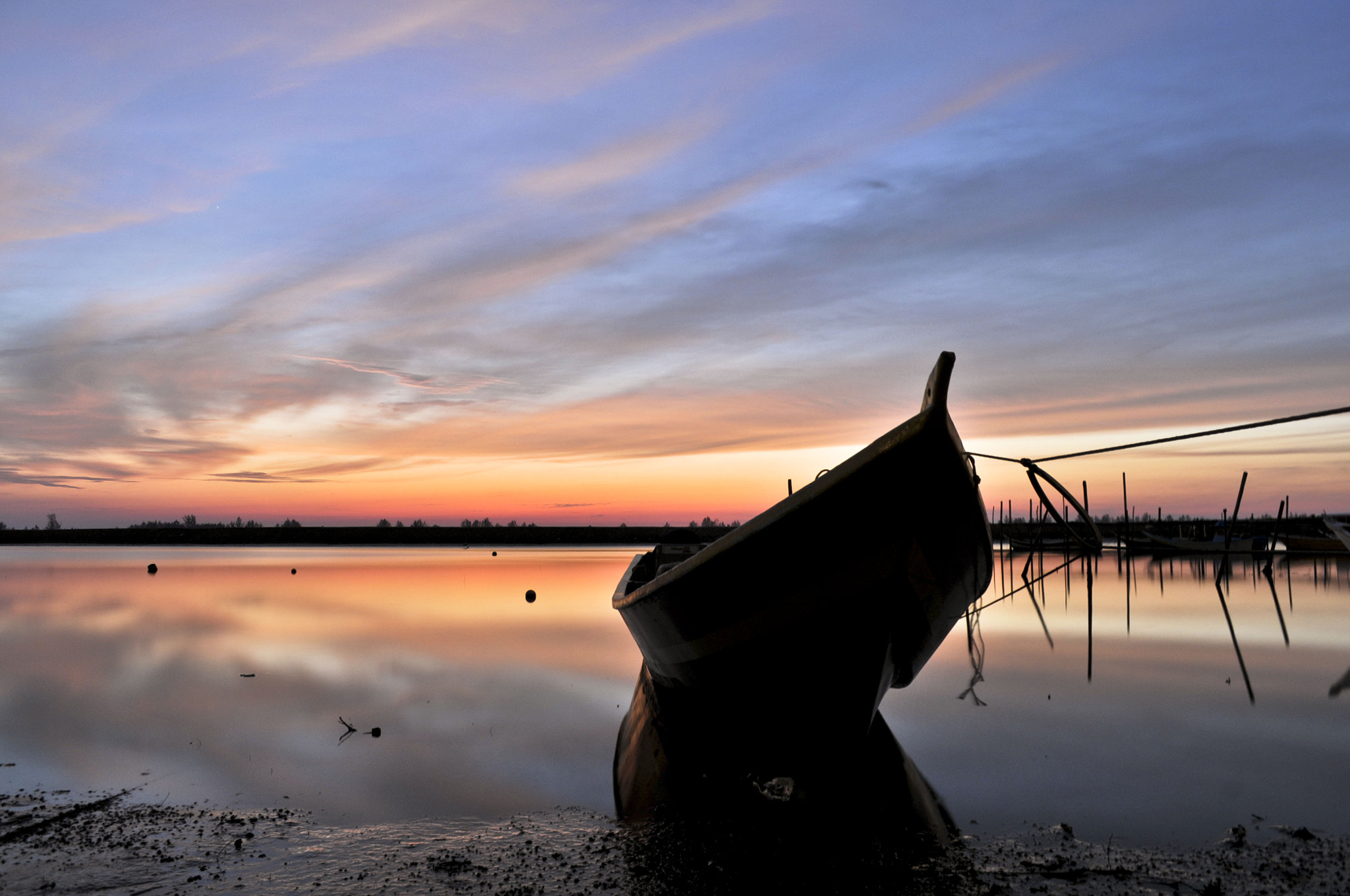 Photograph Sunset by thien huat Ong on 500px