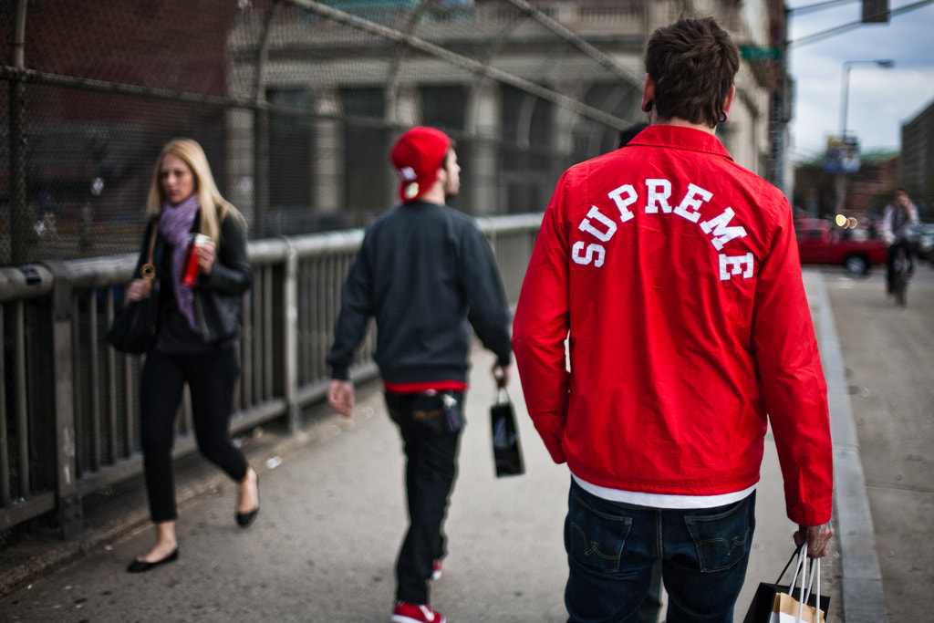 Photograph Supreme x Champion by Gage Young on 500px