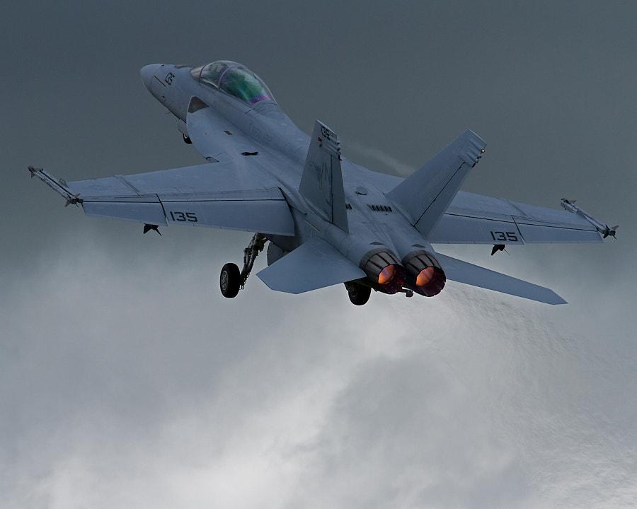 F-18 Takeoff @ RIAT