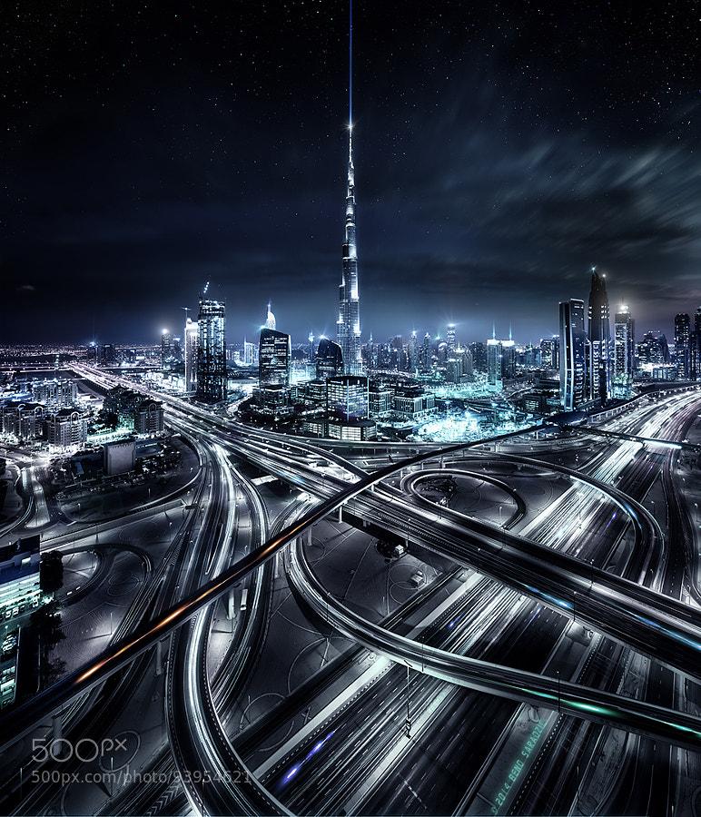 Photograph DIASPAR (DUBAI 2014) by Beno Saradzic on 500px