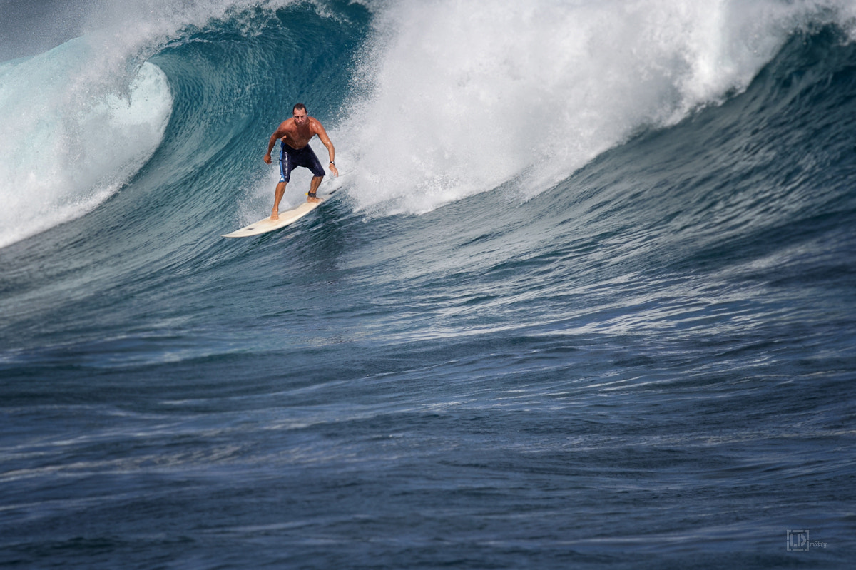 Photograph Hookipa Swell by  [L D]mitry on 500px