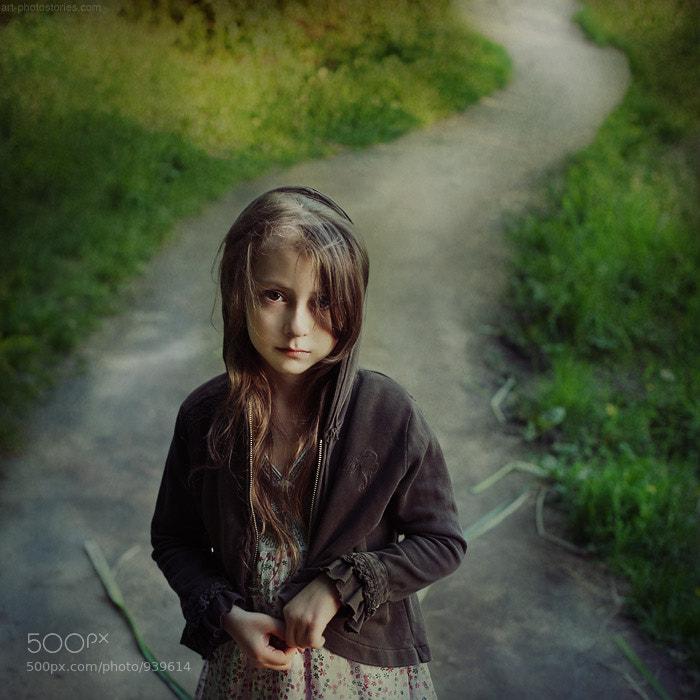 Photograph silent aquarell way by Valeriya Reshetnikova on 500px