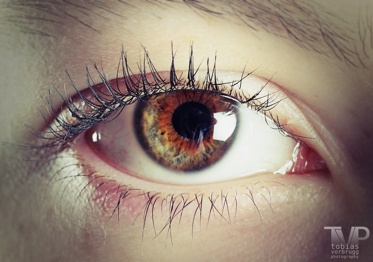 Photograph Eye Shot by Tobias Vorbrugg on 500px
