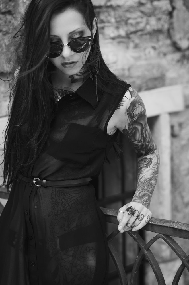 Photograph Gogo Blackwater by Anita Sadowska on 500px