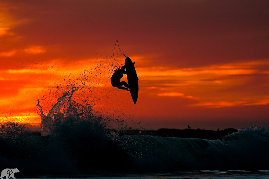 Sunset Air by Chris  Burkard on 500px.com