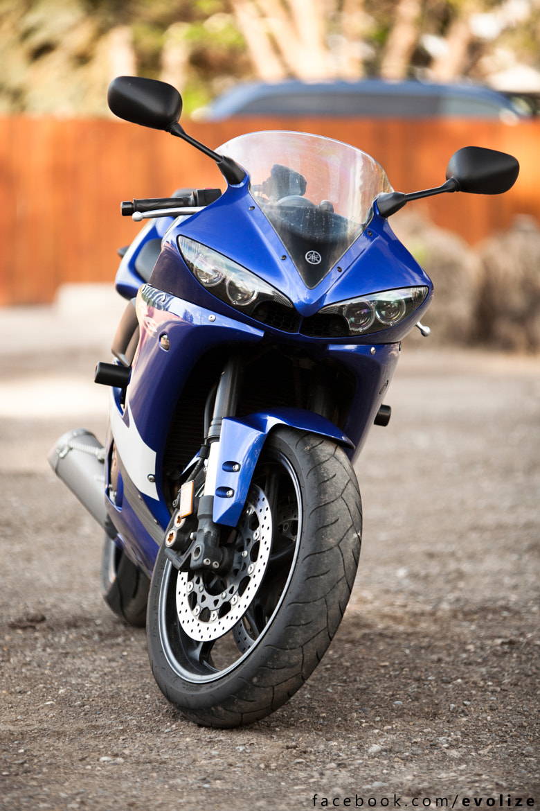 Photograph Yamaha R6 by Dave L on 500px
