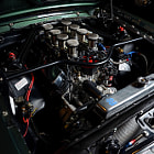 Постер, плакат: Mustang Shelby GT350 engine