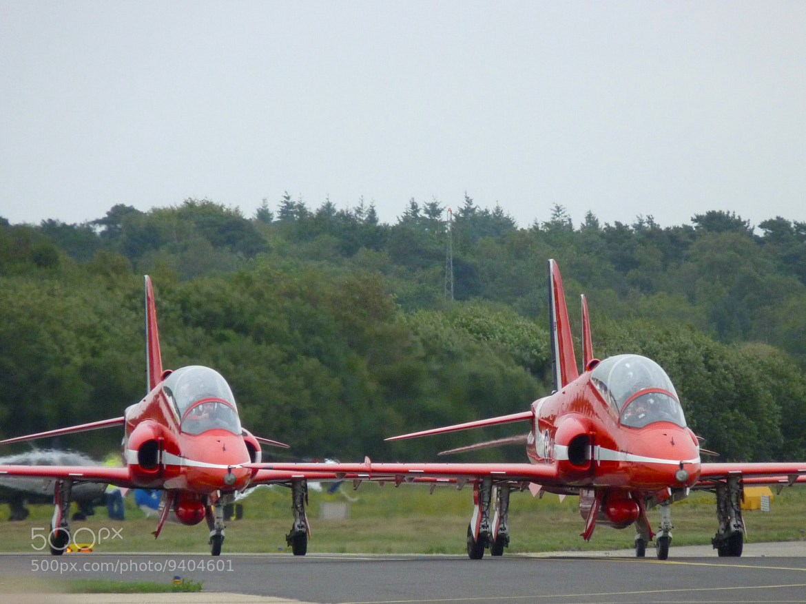 Photograph RAF Reds by Richard Willson on 500px