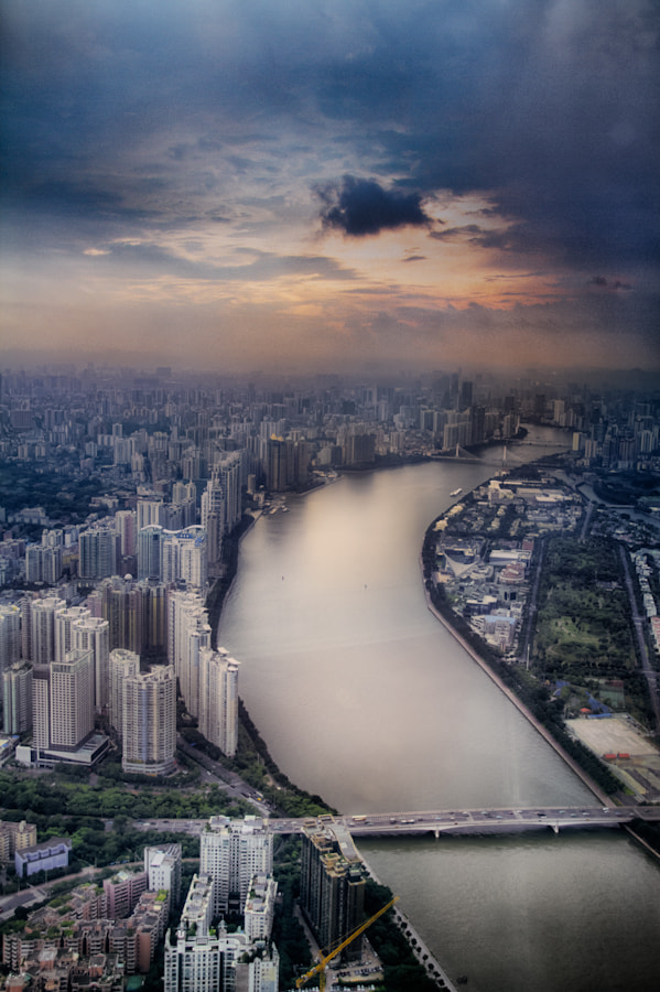 Photograph The Pearl River by Will Hastings on 500px