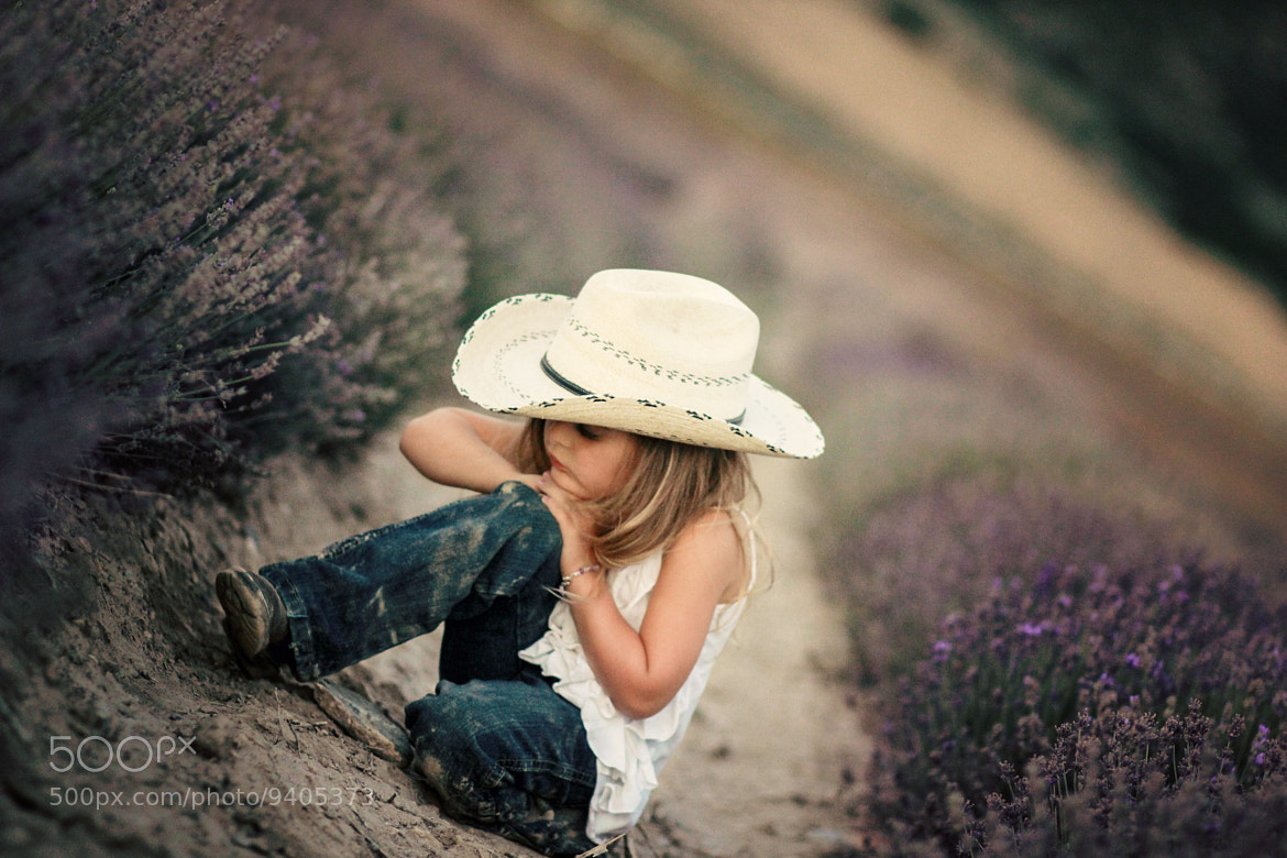 Photograph ~ Little Cowgirl ~ by Ryan & Jennifer Carter on 500px