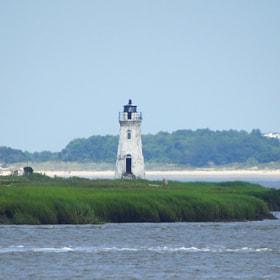 Cockspur Island Lighthouse by Stephen Rahn (srahn) on 500px.com