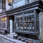 Постер, плакат: Chemin de TraverseDiagon Alley