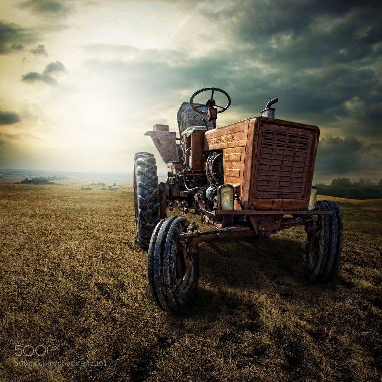 Photograph Field Commander by Artiom Ponkratenko on 500px