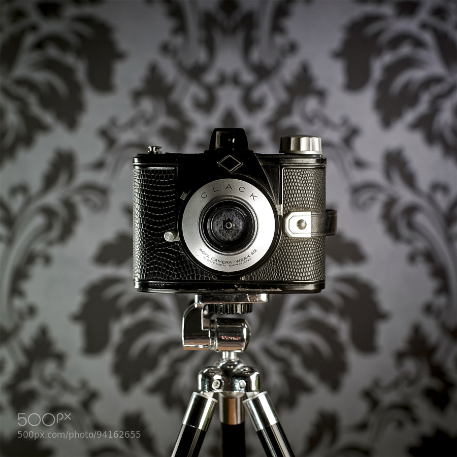Photograph CameraSelfies: Clack by Juergen Novotny on 500px