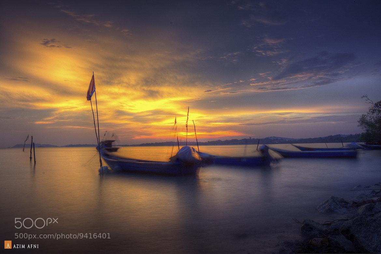 Photograph Sunset  by Nur' Azim  Afni on 500px