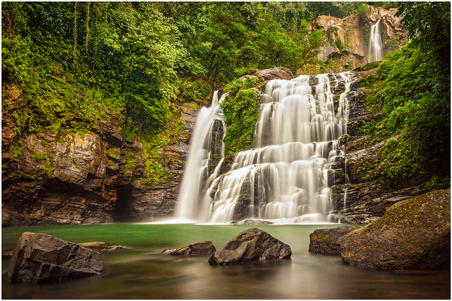 Photograph Nauyaca Waterfalls by Eric Walsh on 500px