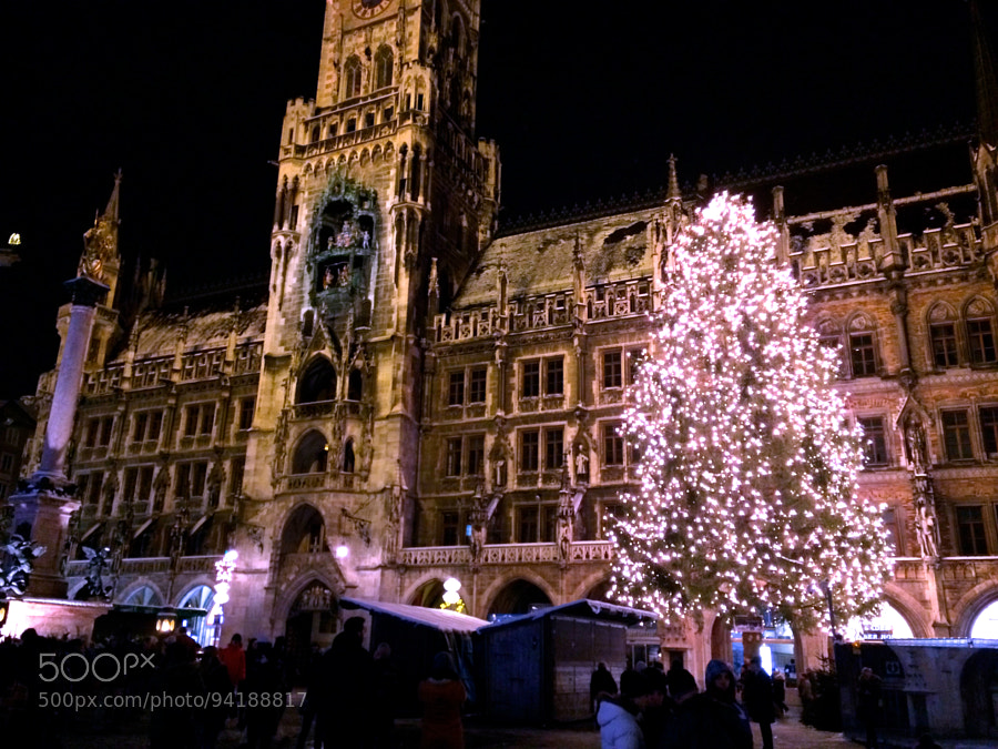 Photograph Munich by Viktoria-and-Veniamin on 500px